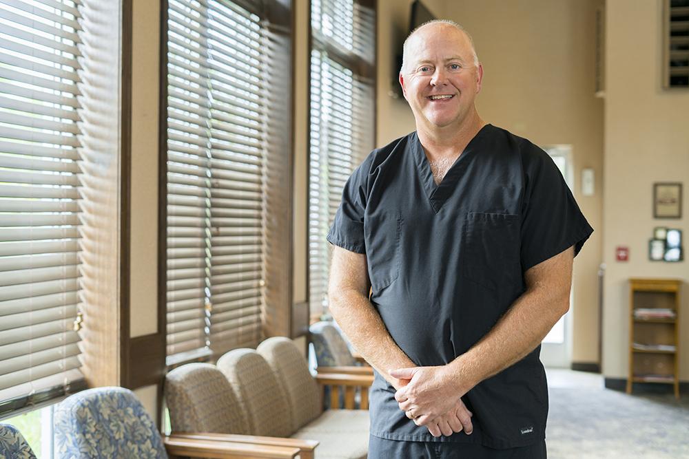 Oral Surgeon J. David Gipson