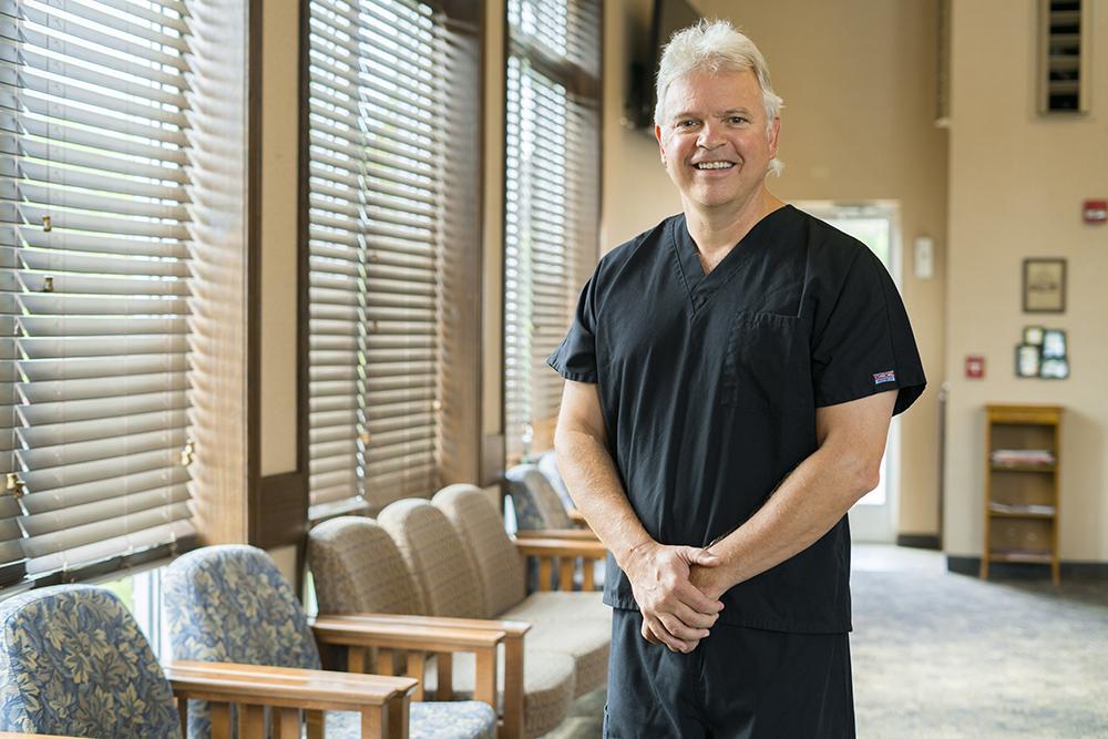 Oral Surgeon Steven P. Quinn